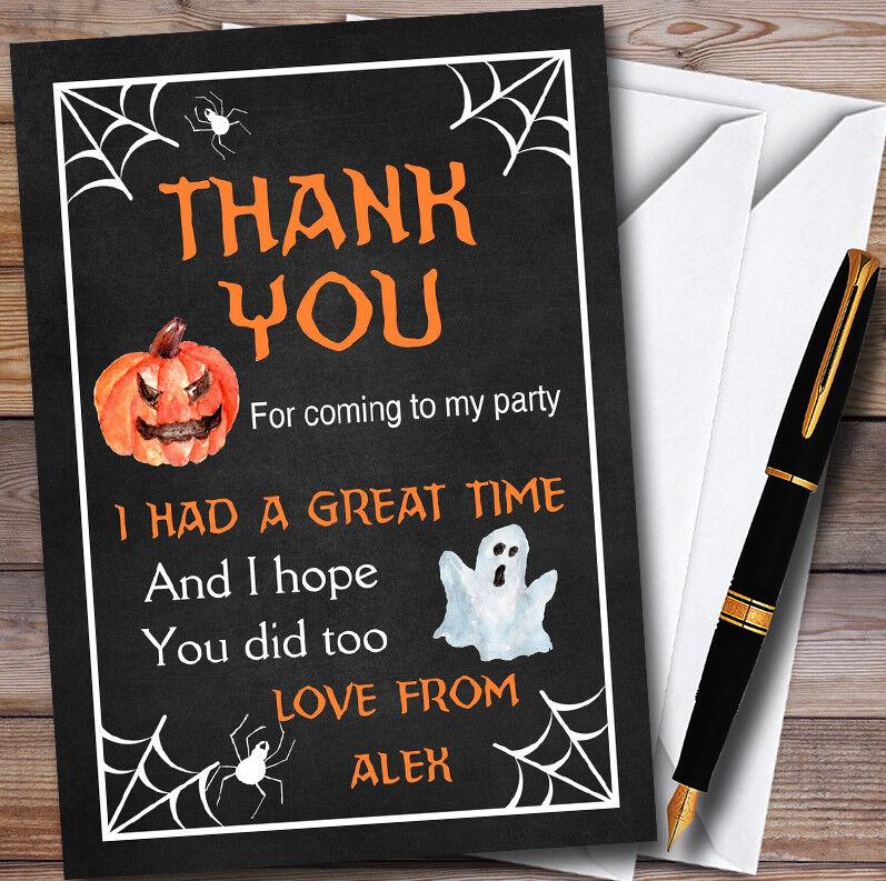 Femmeger Boire Citrouille Halloween THANK Fête THANK Halloween YOU Cartes a374c8