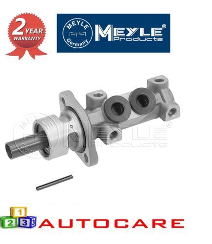 VW CORRADO 531 1.8 G60 2.0i 2.9 VR6 22.2mm BRAKE MASTER CYLINDER MEYLE