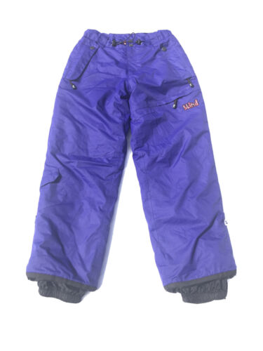 Vintage 90s Blind Skateboards Snowboard Pants Purp