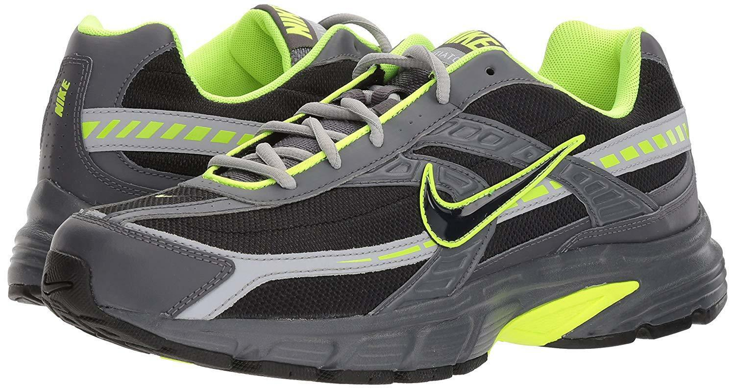 Men's Nike Initiator Running shoes, 394055 023 Multiple Sizes Black Dark Grey