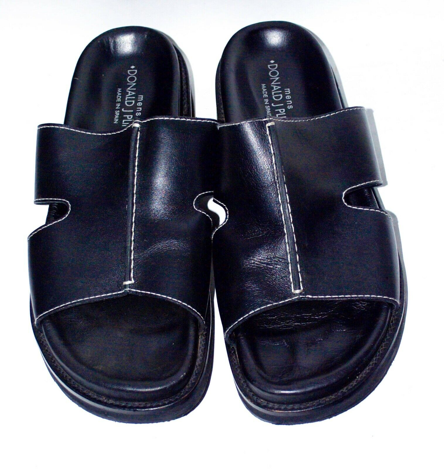 Donald J Pliner Roy Men's Leather Sandals. Size 12 M, Eur 45