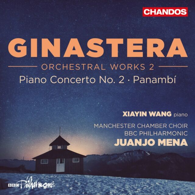Manchester Chamber Choir - Ginastera: Orchestral Works, Vol. 2 - Piano Concer...
