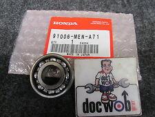 Honda CRF450 13-15 oem scatola del cambio cuscinetto 91006-MEN-A71 CR1950
