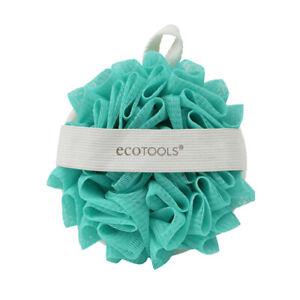 Ecotools Ecopouf Dual Cleansing Pad Exfoliator Sponge Ebay