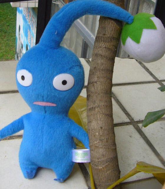 Arrival Nintendo Pikmin Blue Bud Plush Dolls Lovely For Sale