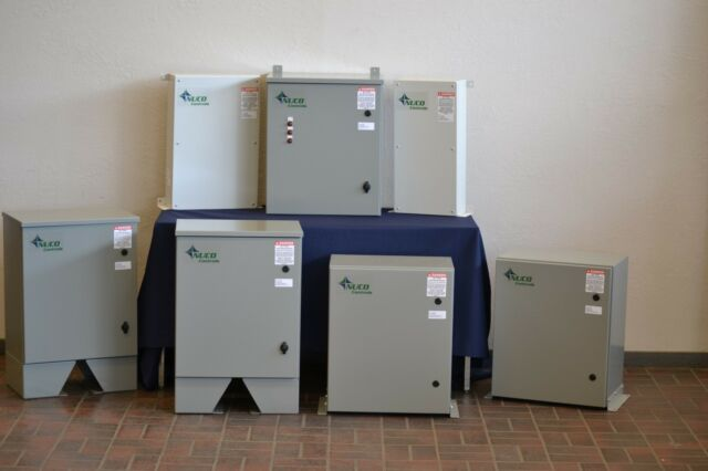 POWER FACTOR CORRECTION CAPACITORS, 240V AND 480V, ALL 3PH, NON-FUSED OR  FUSED