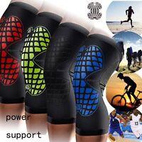 Update Sport Knee Support Leg Sleeve Protect Gear Brace Basketball Running -d11