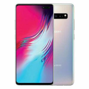 Samsung Galaxy S10 5g Enabled G977p 256gb Gsm Unlocked T Mobile Sprint New Ebay