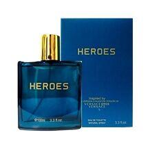 HEROES By Royal Fragrance For Men Eau De Toilette Perfume Spray Parfum 3.3 Oz