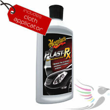 Meguiars Plast RX Plastx Plastic Cleaner & Restorer Polish / Headlight / Acrylic