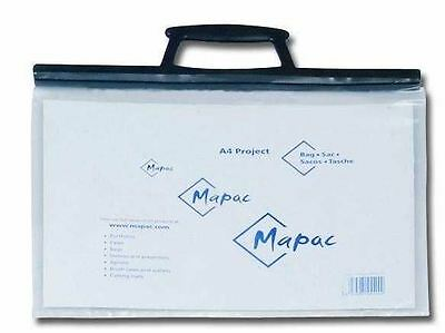 A2 Clear Project Bag 11042003