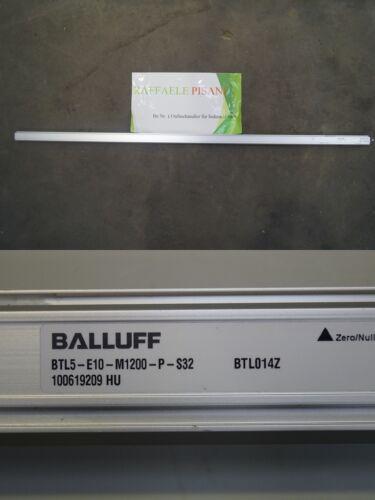 100619209 HU BALLUFF MICROPULSE BTL5-E10-M1200-P-S32 BTL014Z