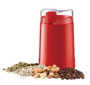 Nouveau Premium électrique Moulin à Café Entier Bean Écrou Spice Blender Rouge 150 W-afficher Le Titre D'origine R24x0hxj-10123542-244611001