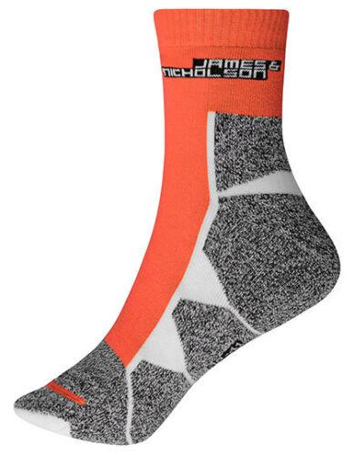 James /& Nicholson Sport Sneaker Socks Sportsocken Laufsocken lang Socken JN215