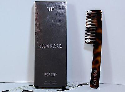 Aftershave & Pre-shave Styliger Und Hochwertiger Bartkamm Von Tom Ford 12,5 Cm Health & Beauty
