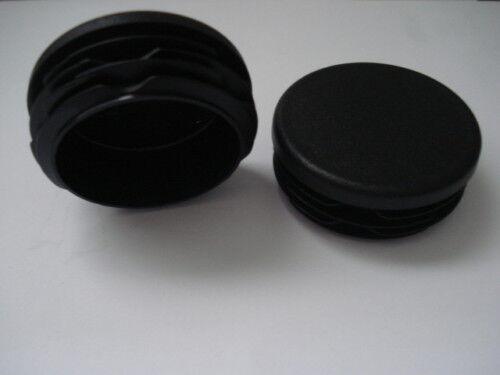 Lot 10 embouts pour tube rond diamètre 20mm 2cm bouchon ailette PVC obturateur