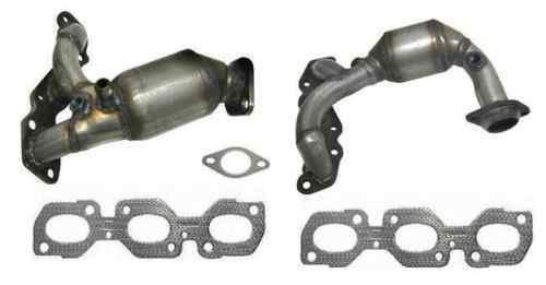 Mazda Tribute 3.0L Bank1 /& Bank2 Manifold Catalytic Converters 2001-2005