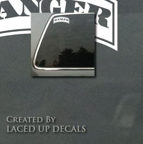 Ranger Tab vinyl decal,pin,insignia,class a,b,badge,Dress blues,Infantry,75th,sm