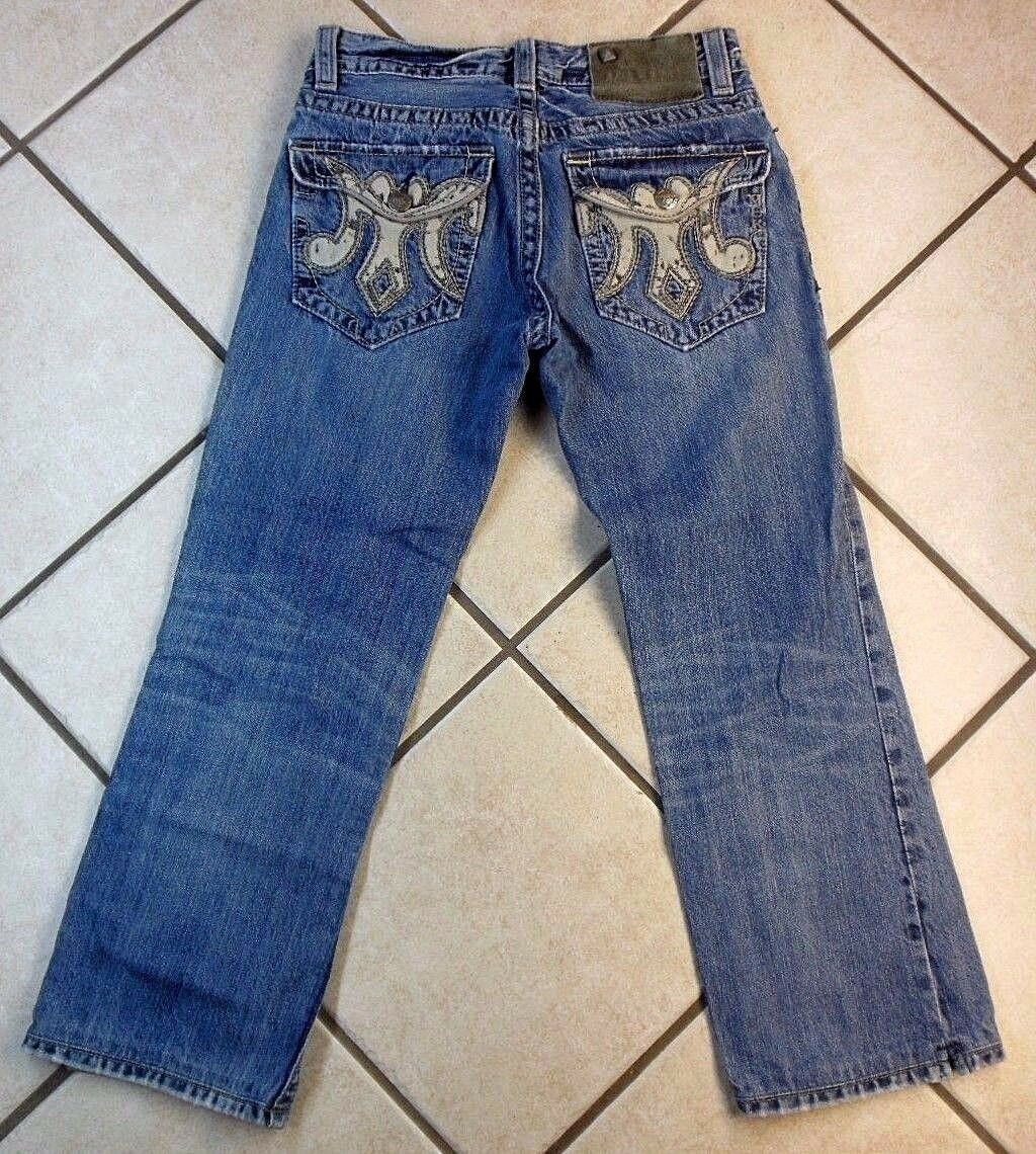 89437256149 MEK DENIM BOOT CUT MEN S blueE JEANS. SIZE 29 INSEAM 27 MALDIVES ...