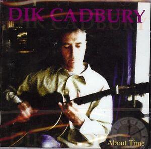DIK-CADBURY-About-Time-CD