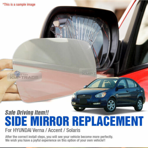 Accent Adhesive for HYUNDAI 2006-2010 Vaena Replacement Side Mirror RH 1P