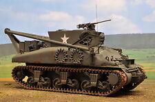 Sherman M32 US Bergepanzer Panzer Tank Armoured Recovery Vehicl ARV Maßstab 1/16