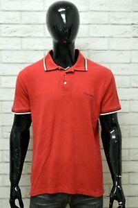 Polo-Uomo-PIERRE-CARDIN-Taglia-Size-XL-Maglia-Maglietta-Camicia-Shirt-Man-Cotone