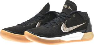 best sneakers 99696 d7f15 NIB MEN'S NIKE 922482 009 KOBE AD BLACK/GOLD/ ANTHRACITE ...