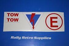 kill switch sticker ford escort mk 2 mk 1 rs rally fiesta st cosworth ka tow b