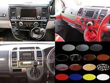 VW T5 TRANSPORTER / CARAVELLE / MULTIVAN - Dash Trim Kit RHD - 15 colours