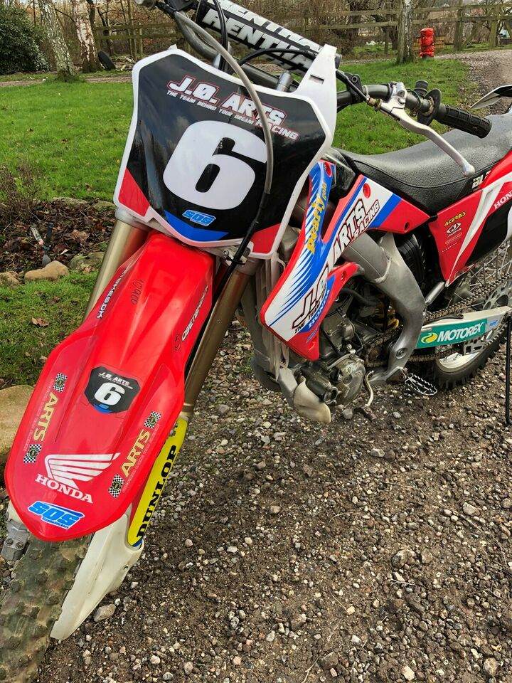 Crosser, Honda CRF, 450 ccm