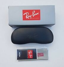 Ray Ban Black Hard Sunglasses Case