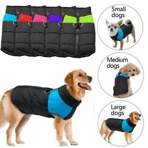 Waterproof-Pet-Dog-Clothes-Winter-Warm-Padded-Coat-Pet-Vest-Jacket-Size-S-7XL