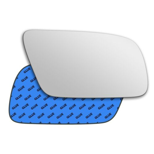 Audi A3 2000-2003 Right Hand Driver Side Mirror Glass 0185RS