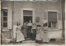 Photo ancienne costumes d'époque chapeaux et robes 1900/1920