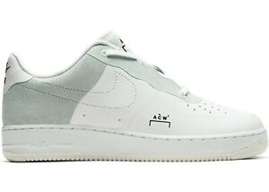 timeless design 71fc4 10c5d Details about Nike X A Cold Wall Air Force 1 Low White 10 ACW