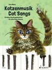 Cat Songs 12 Little Piano Stories for Playing and Reading Aloud by Paperbac