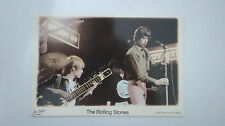 The Rolling Stones Mick Jagger group vintage music postcard POST CARD 2