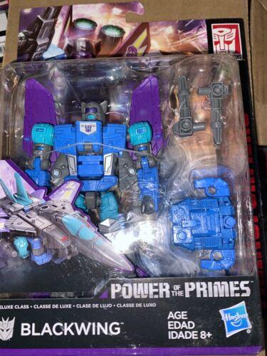 Blackwing POTP Power of the primes Deluxe menthe en boîte scellée Figurine Transformers