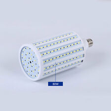 Huge Super Bright 300W Eq LED Bulb 216-Chip Corn Light E27 5000lm 80W Cool 6000K