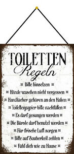 Toilets-Fix-Tin-Sign-Shield-with-Cord-Tin-Sign-7-7-8x11-13-16in-FA0287-K