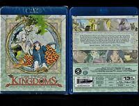 Twelve Kingdoms: Sea Of The Wind, Shore Of The Maze (brand 4-disc Blu-ray)