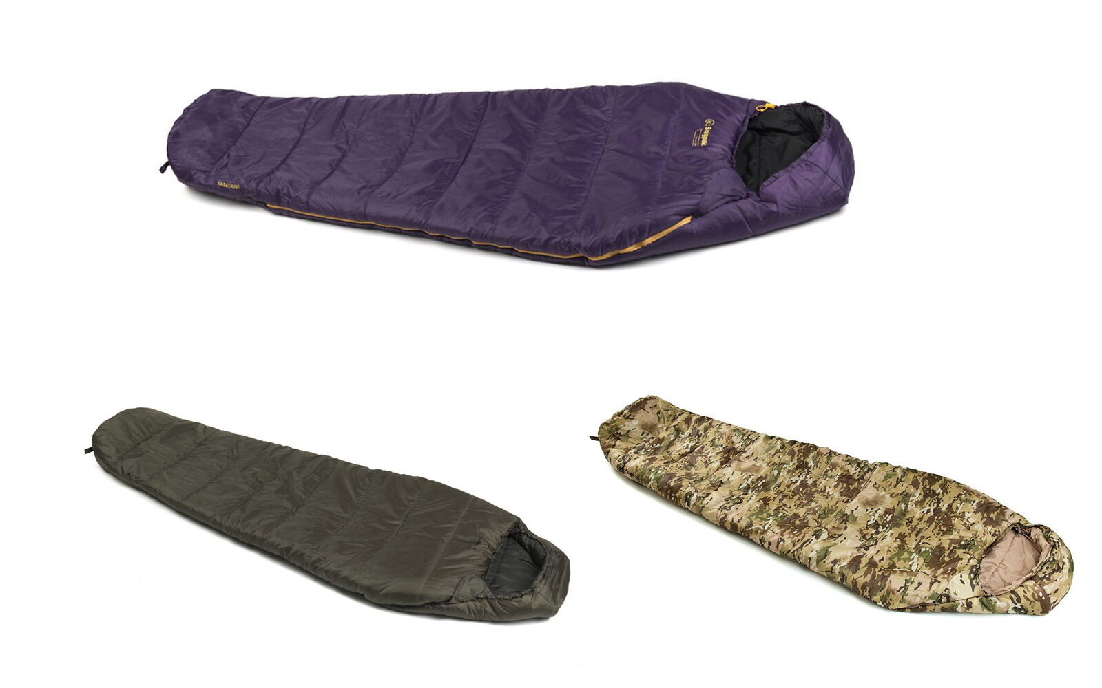 Snugpak Sleeper Lite (Basecamp) -10 c Mummy Style Great For Camping   Outdoors