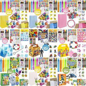Bambini-Pre-Riempiti-per-Bambini-Ragazzi-Ragazze-Festa-Sacchetti-scatole-per-feste-di-compleanno
