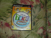 Disney Think Fast - Ultimate Trivia Showdown (playstation 2) Rated E,