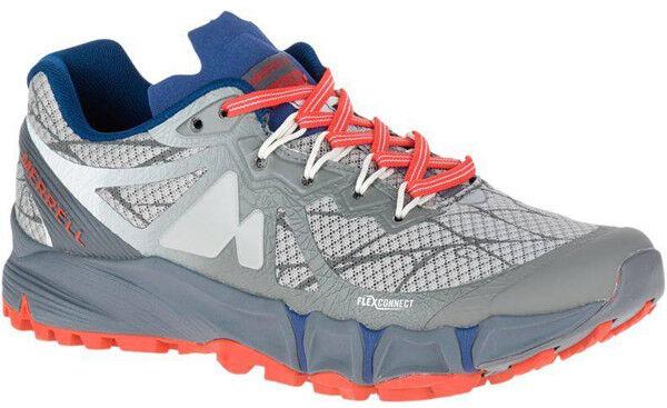 Merrell Beweglichkeit Beweglichkeit Beweglichkeit Peak Flex Turnschuhe Damen Wanderweg Schnürer Netz Schuhe  |   6f841a