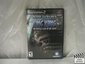 Peter Jackson's King Kong  (Sony PlayStation 2, 2005)