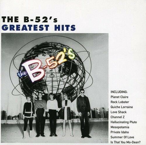 1 of 1 - The B-52's, The B-52 - Time Capsule: Songs for a Future Generation [New CD] Aust