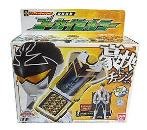 power rangers bandai gokaiger cellular super megaforce legendary silver morpher sumo ci power rangers bandai gokaiger cellular