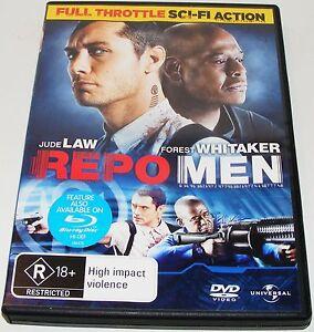 REPO-MEN-Dvd